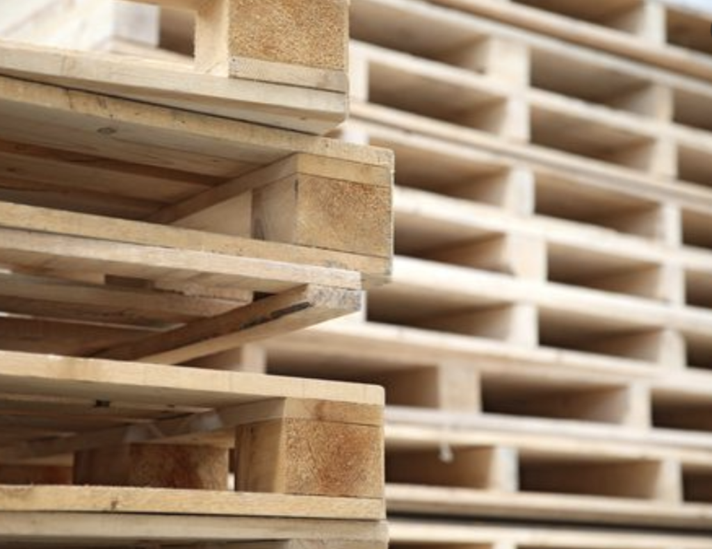 We make pallets