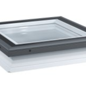 flat glass roof window 600x600