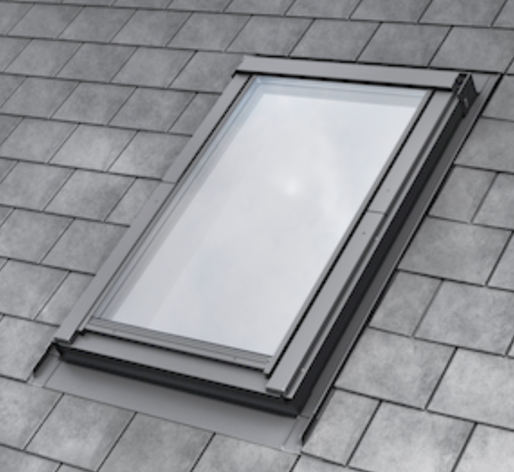 LSX flashing kit for slate roof
